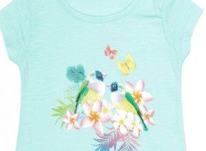 T-shirty dla dziewczynek: ciekawe modele