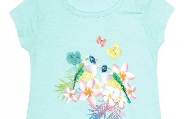 t-shirty dla dziewczynek