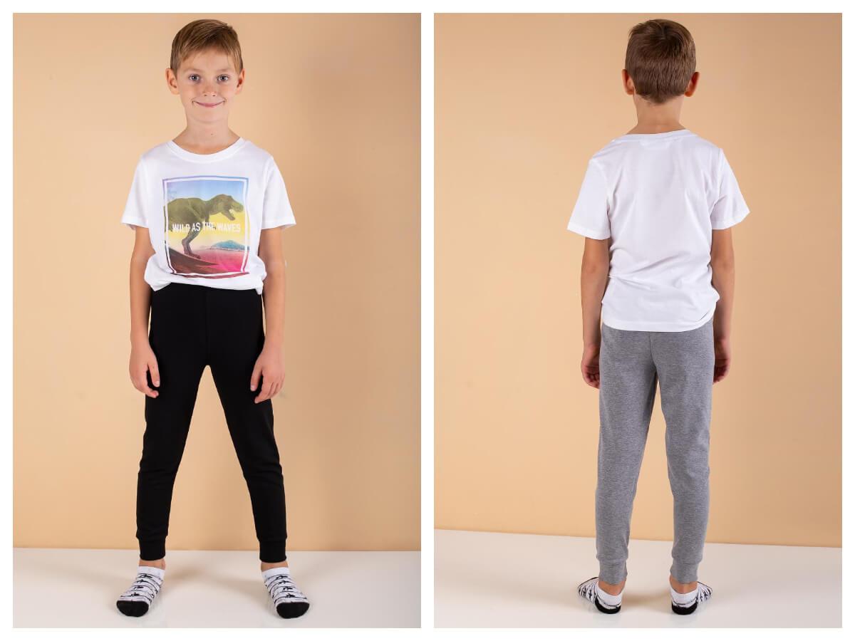 Spodnie dresowe dla dzieci